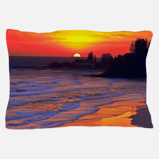 Cool Sunsets Pillow Case