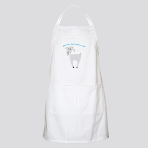 BILLY GOAT Apron