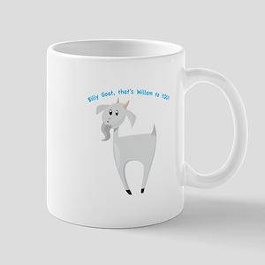 BILLY GOAT Mugs