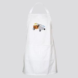 Ready Get Set Gone Apron