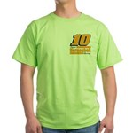 Logan Dernoshek Green T-Shirt