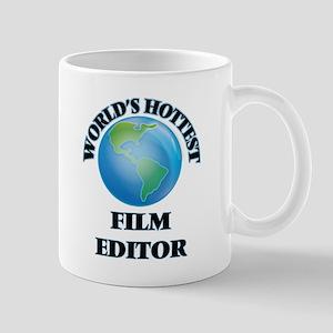 World's Hottest Film Editor Mugs