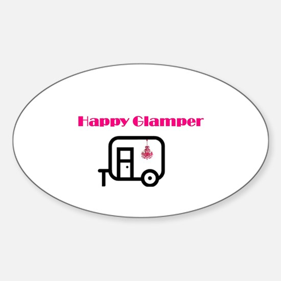 hAPPY gLAMPER Decal
