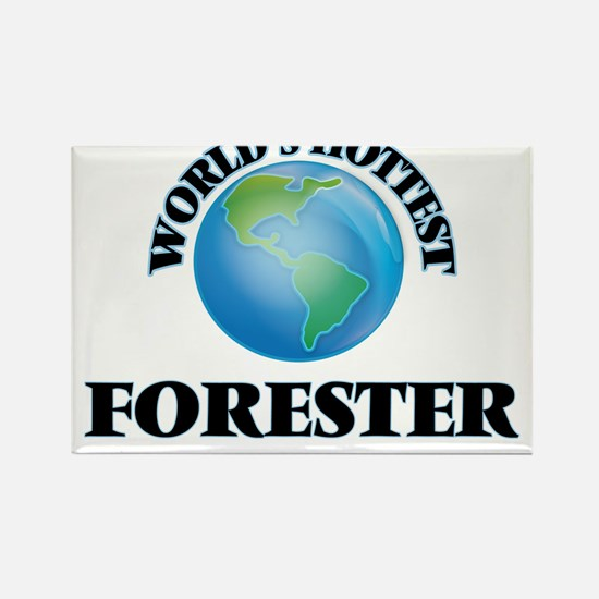 World's Hottest Forester Magnets