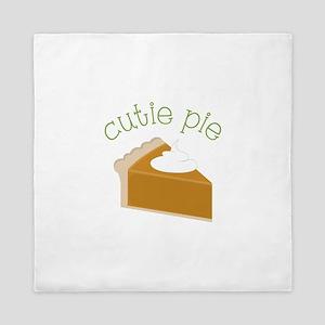 Cutie Pie Queen Duvet