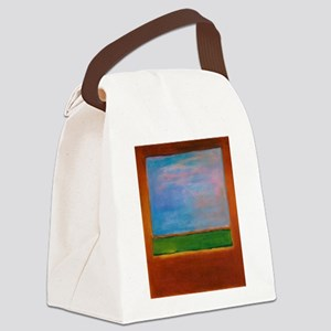 ROTHKO'S WINDOW Canvas Lunch Bag
