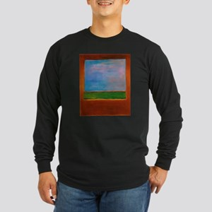 ROTHKO'S WINDOW Long Sleeve T-Shirt
