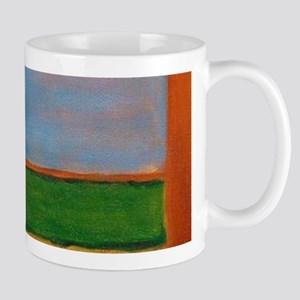 ROTHKO'S WINDOW Mugs