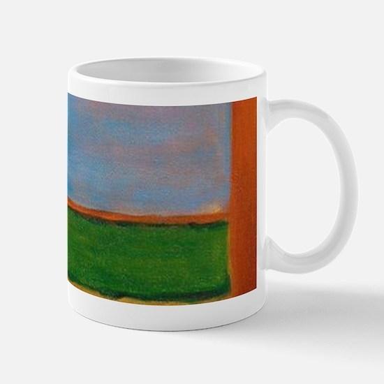 ROTHKO'S WINDOW Mugs