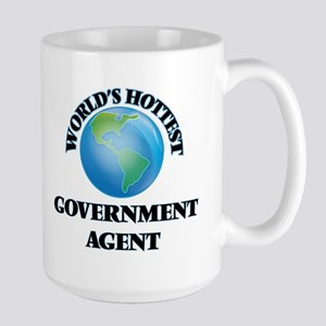 World's Hottest Government Agent Mugs