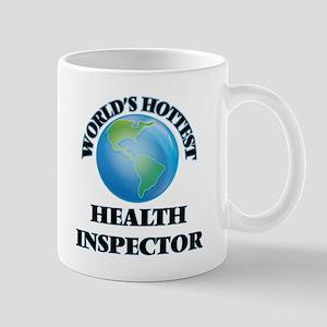 World's Hottest Health Inspector Mugs