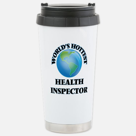 World's Hottest Health Stainless Steel Travel Mug