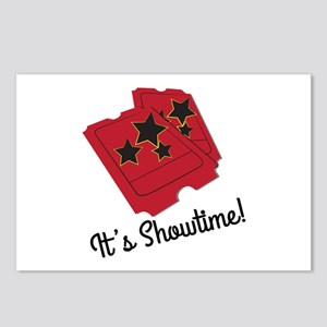 Its Showtime Postcards (Package of 8)