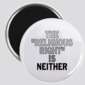 Religious right... (magnet)