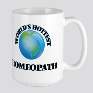 World's Hottest Homeopath Mugs