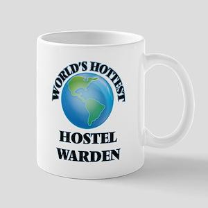 World's Hottest Hostel Warden Mugs