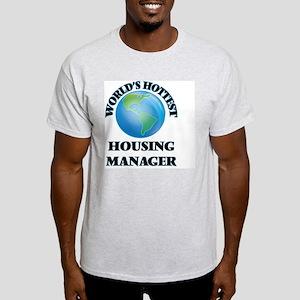 World's Hottest Housing Manager T-Shirt