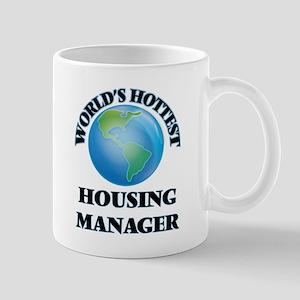 World's Hottest Housing Manager Mugs