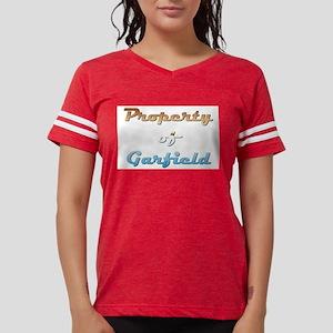 Property Of Garfield Male Womens Football Shirt