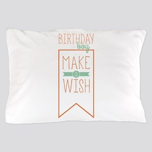 Birthday Boy Pillow Case