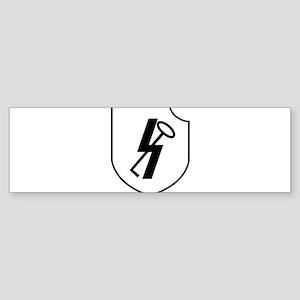 12th SS Panzer Division Hitlerjugen Bumper Sticker