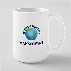 World's Hottest Manservant Mugs