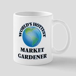 World's Hottest Market Gardener Mugs