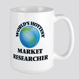 World's Hottest Market Researcher Mugs
