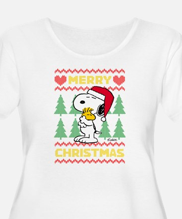 Snoopy Merry T-Shirt