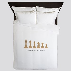 Forethought Wins Queen Duvet