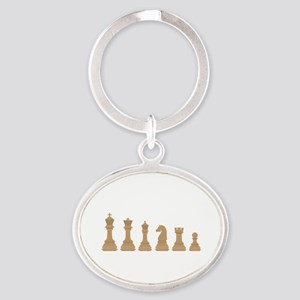 Chess Pieces Keychains