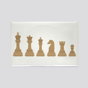 Chess Pieces Magnets