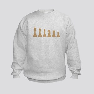 Chess Pieces Sweatshirt