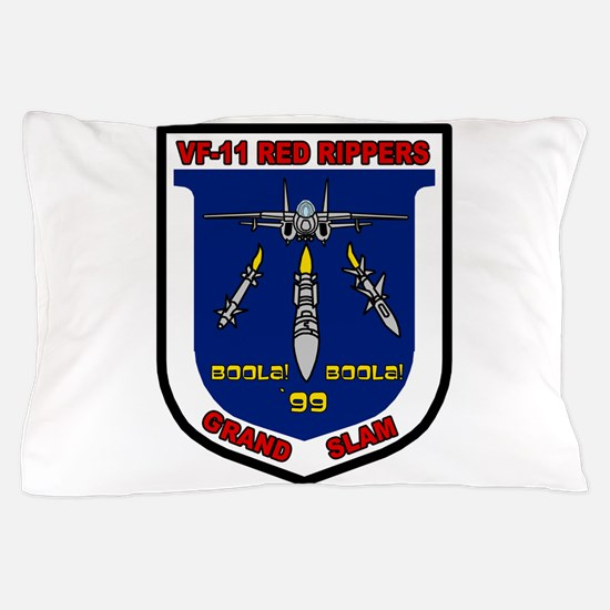 Funny Red ripper Pillow Case