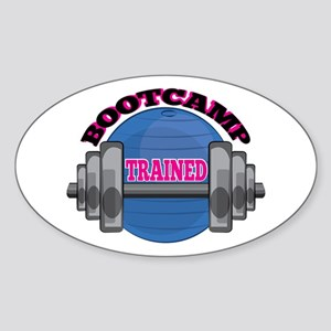 Bootcamp Trained Sticker