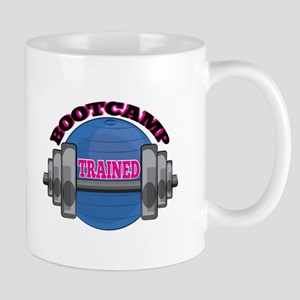 Bootcamp Trained Mugs
