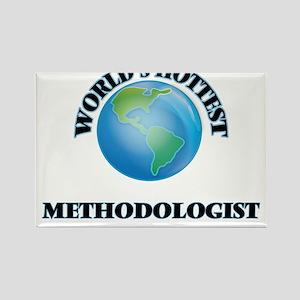 World's Hottest Methodologist Magnets