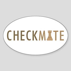 check mate Sticker