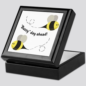 Buzzy Day Ahead! Keepsake Box