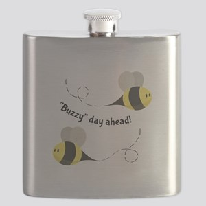 Buzzy Day Ahead! Flask