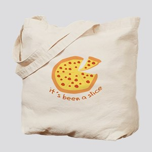Been A Slice Tote Bag