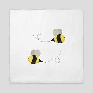 Buzy Bee Queen Duvet