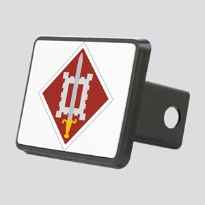 18th Engineer Brigade Rectangular Hitch Cover