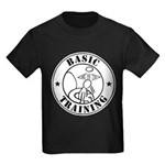 POTTY TRAINING Kids Dark T-Shirt
