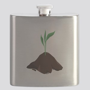 Plant Sprout Flask