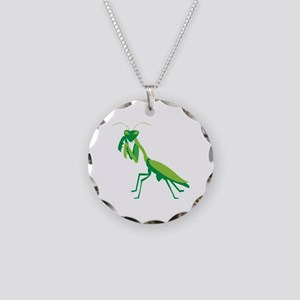 Praying Mantis Necklace