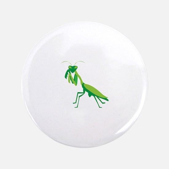 """Praying Mantis 3.5"""" Button (100 pack)"""