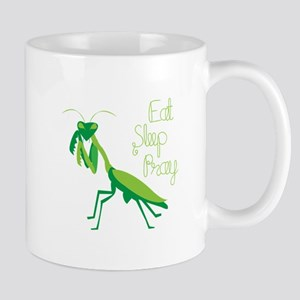 Eat Sleep Pray Mugs