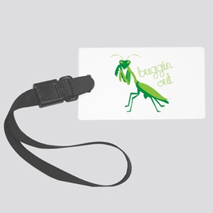 Buggin Out Luggage Tag