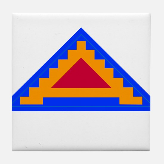 7TH_army_patch.png Tile Coaster